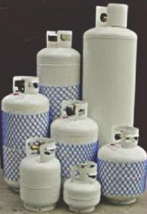 Propane Tanks and Cylinders